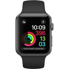 Apple Watch Series 2 Sport alluminium 38mm  Black